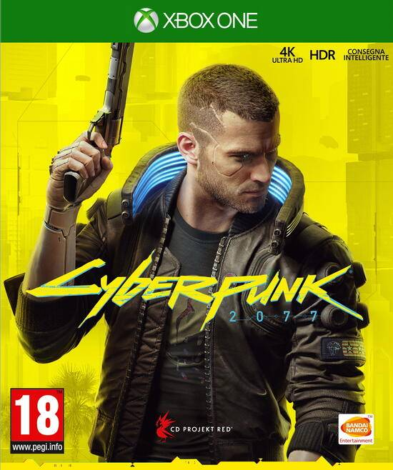 CD Projekt Cyberpunk 2077 Day One Edition