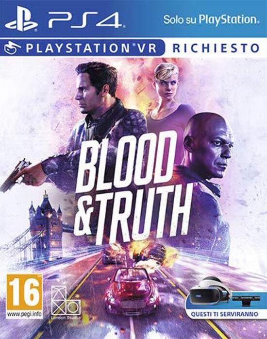 Sony Blood & Truth