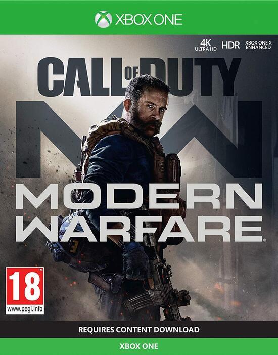 Activision Call Of Duty: Modern Warfare