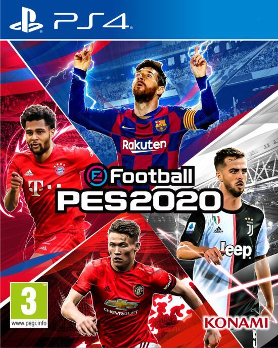 Konami eFootball: Pes 2020