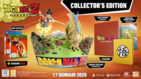 Bandai Namco Entertainment Dragon Ball Z: Kakarot Collector Edition