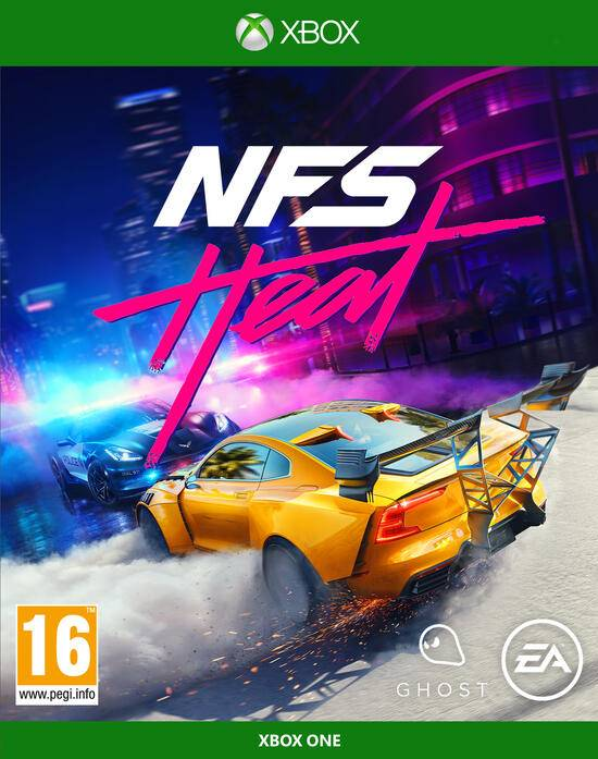 Electronic Arts Need for Speed: Heat