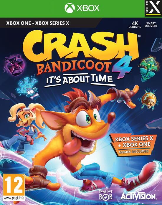Activision Crash Bandicoot™ 4: It's About Time