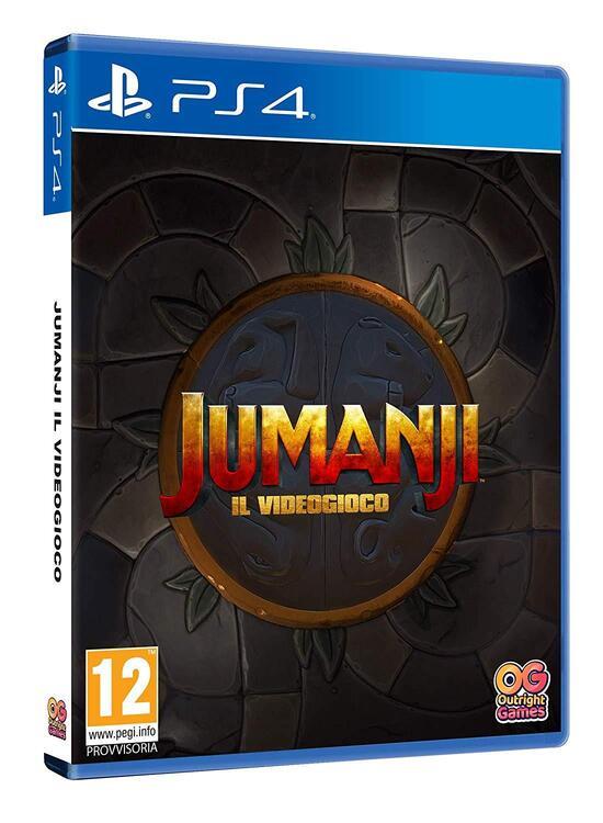 Outright Games Jumanji: Il Videogioco