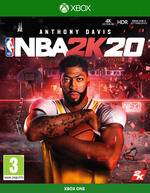 2K NBA 20