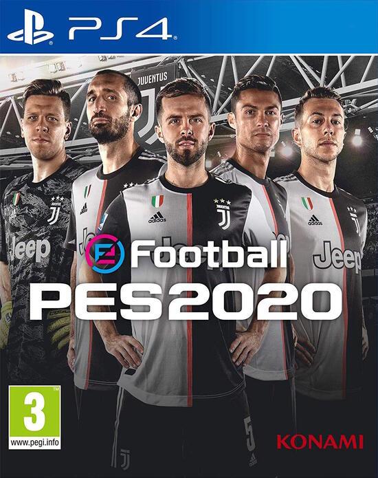 Konami eFootball: PES 2020 Juventus F.C. Edition