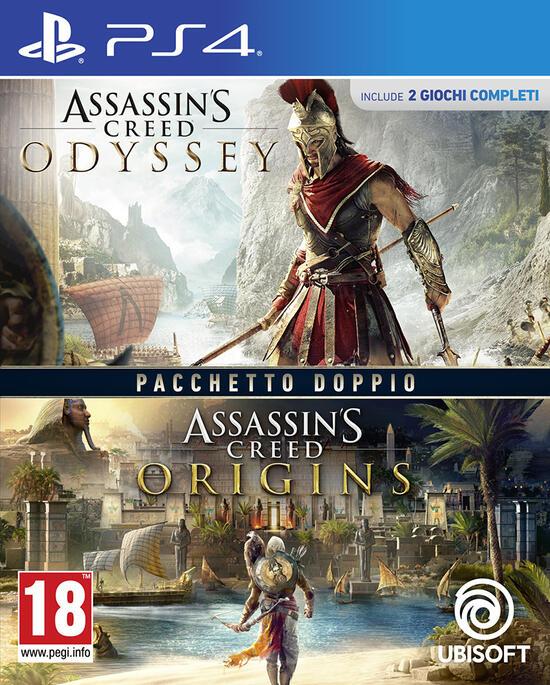 Ubisoft Assassin's Creed®: Origins + Odyssey