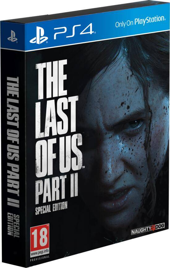 Sony The Last Of Us II Special Edition