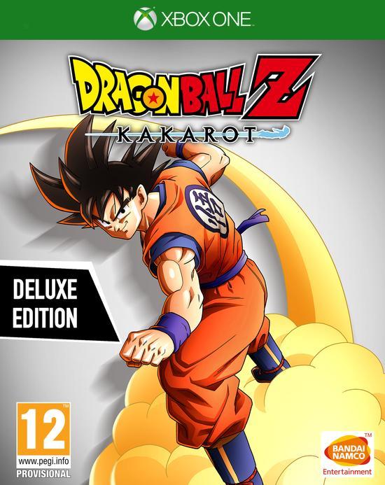 Bandai Namco Entertainment Dragon Ball Z: Kakarot Deluxe Edition
