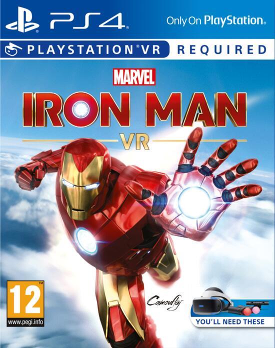 Sony Marvel Iron Man VR