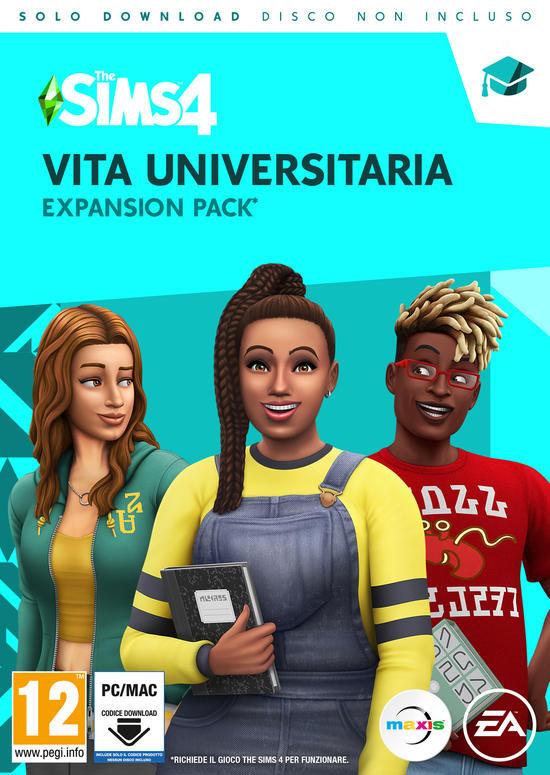 Electronic Arts The Sims 4 Vita Universitaria