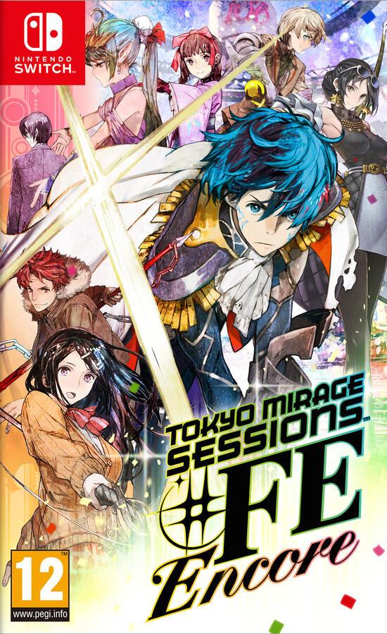 Nintendo Tokyo Mirage Sessions ♯FE Encore