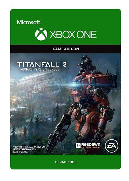 Electronic Arts Titanfall 2 Monarch's Reign Bundle