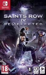 Deep Silver Saints Row 4: Re-Elected