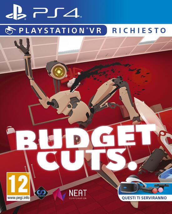 Perp Games Budget Cuts