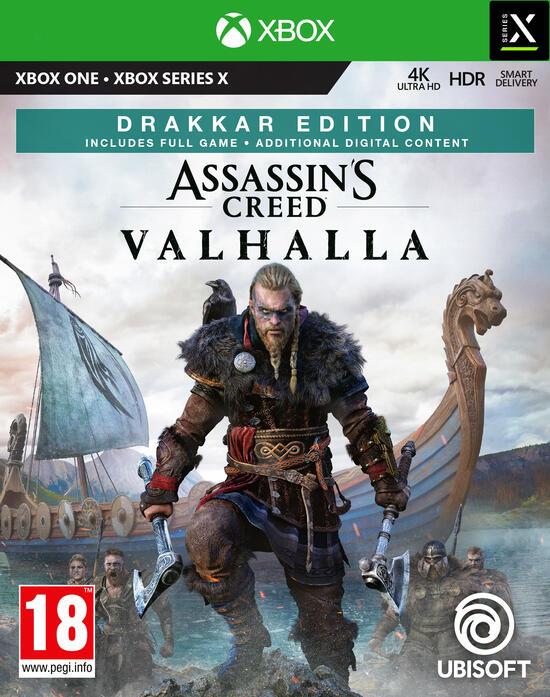 Ubisoft Assassin's Creed Valhalla Drakkar Edition
