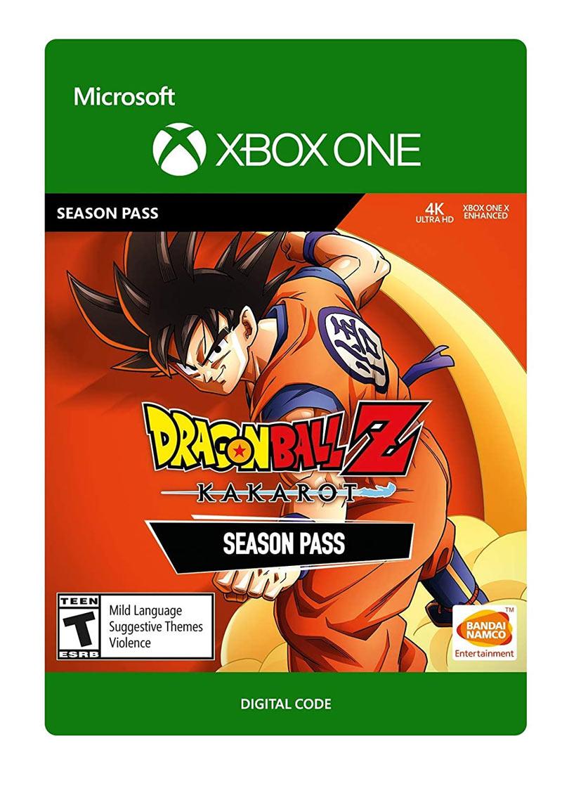 BANDAI NAMCO Entertainement Dragon Ball Z Kakarot Season Pass