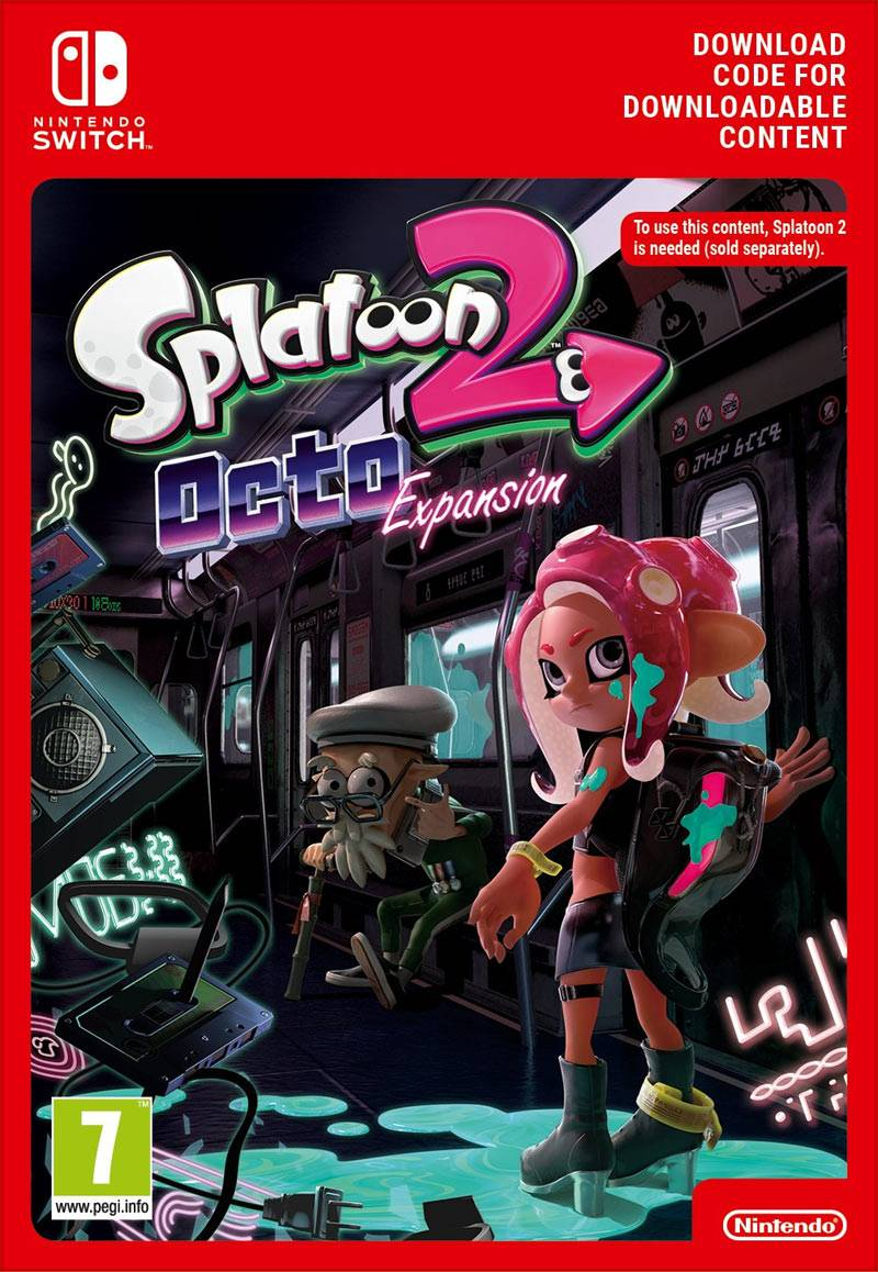 Nintendo Splatoon 2 Octo Expansion