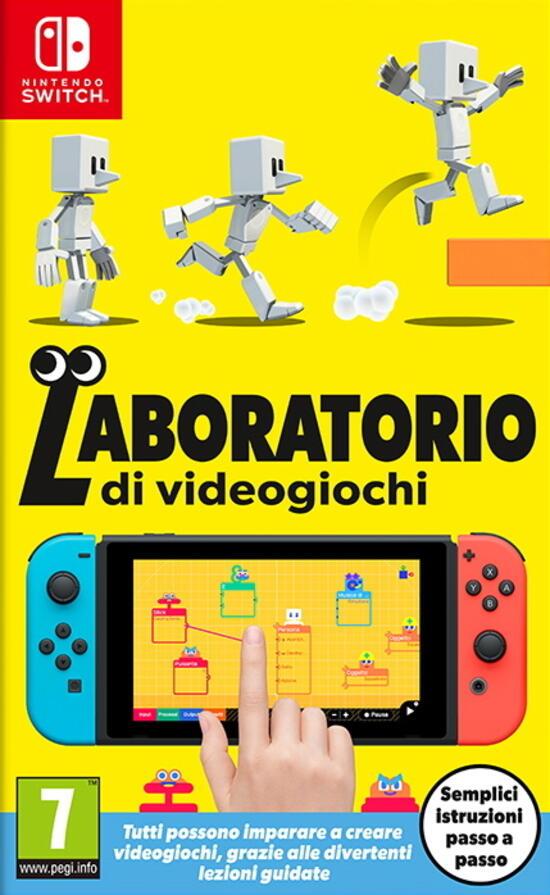 Nintendo Laboratorio di Videogiochi