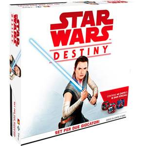 ND Star Wars Destiny Set Per Due Giocatori