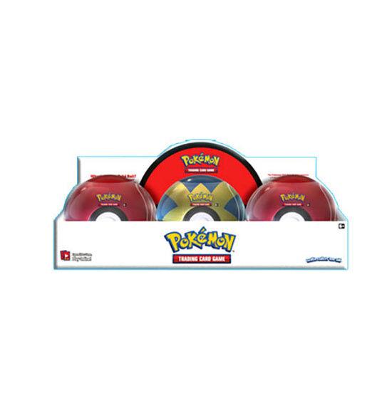 Game Vision Scatola da Collezione - Tin Pokè Ball