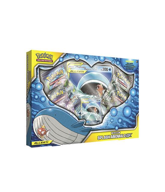 Game Vision Carte Pokèmon - Splash Anomalo GX Box