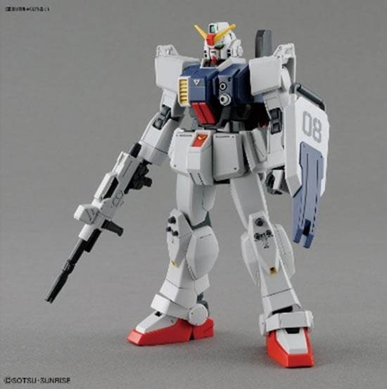 Gadget Model Kit Gundam Ground Type