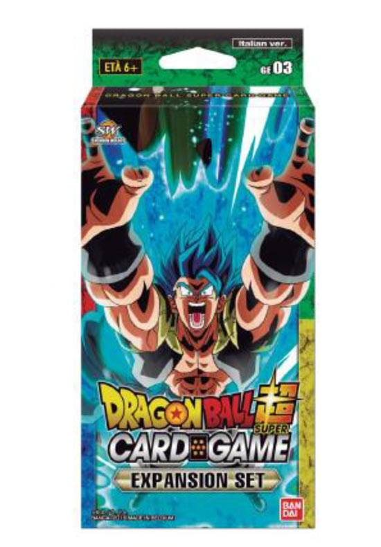 Dragon Carte Dragon Ball - Expansion Set GE03