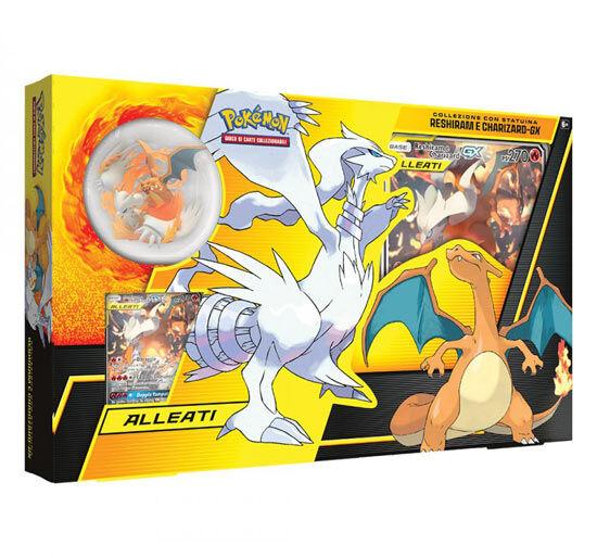 Carte Pokémon - Collezione Reshiram/Charizard GX