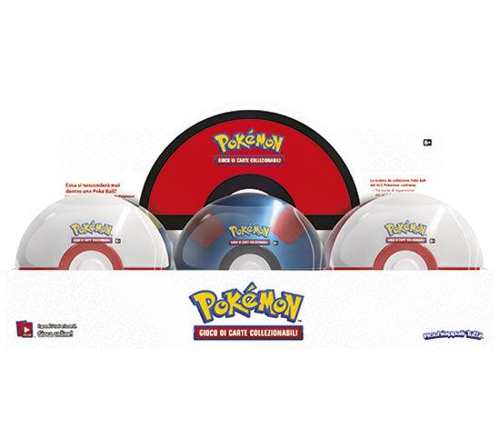Game Vision Carte Pokémon - Collezione Poke Ball (Assortiti)