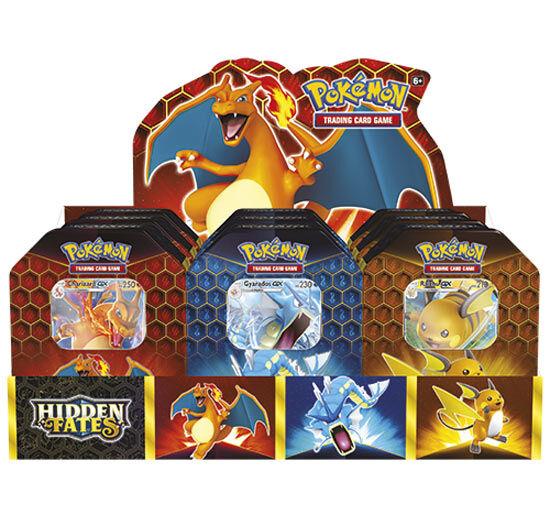 Game Vision Carte Pokémon - Collezione  Destino Sfuggente GX (Assortiti)