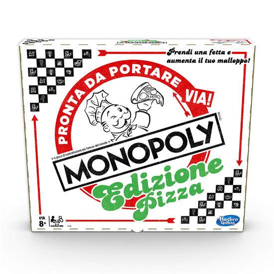 Gadget Monopoly Pizza