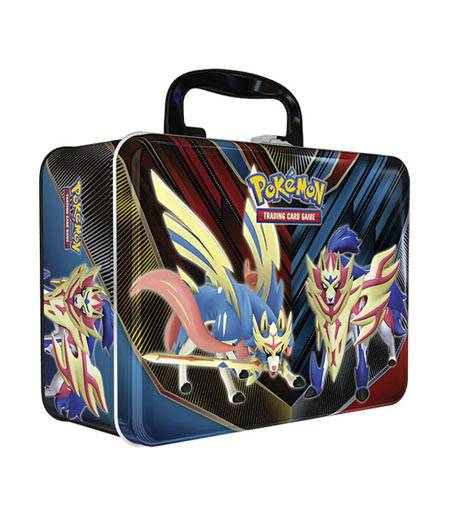 Game Vision Carte Pokémon Collector's Chest 2020