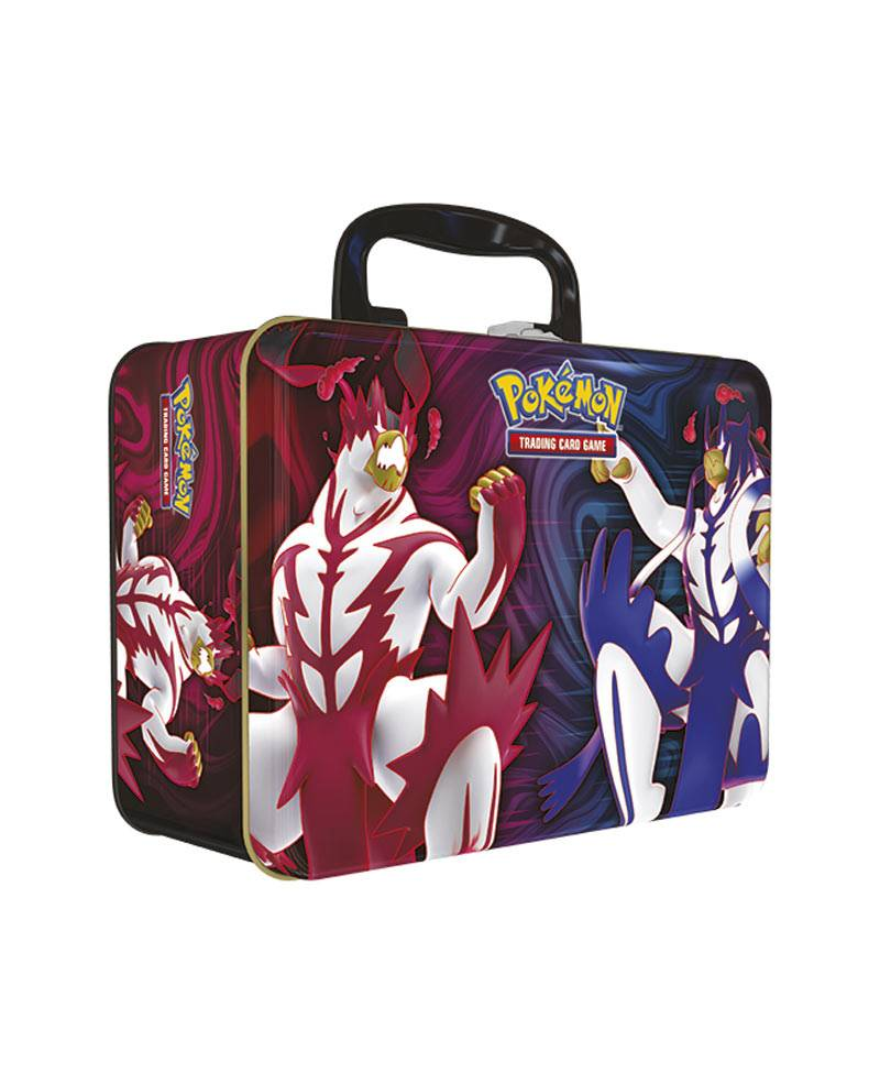 Game Vision Carte Pokémon Collector's Chest 2021