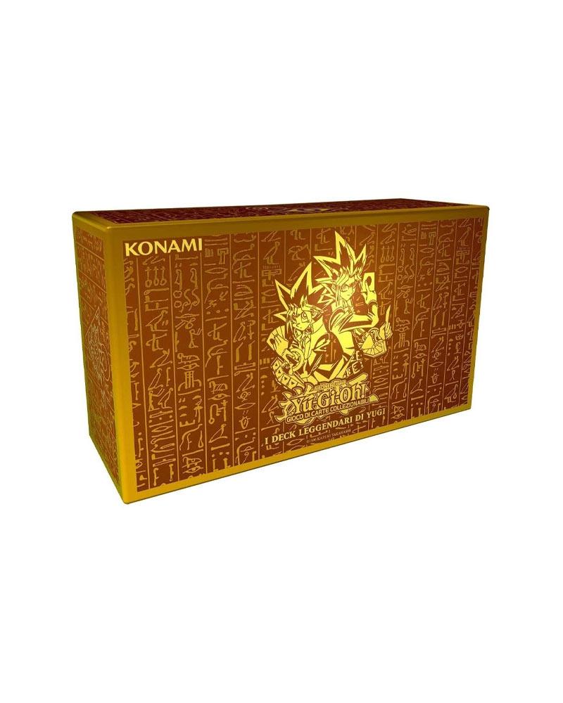 Konami Carte Yu-Gi-Oh! I Deck Leggendari di Yugi (Unlimited)