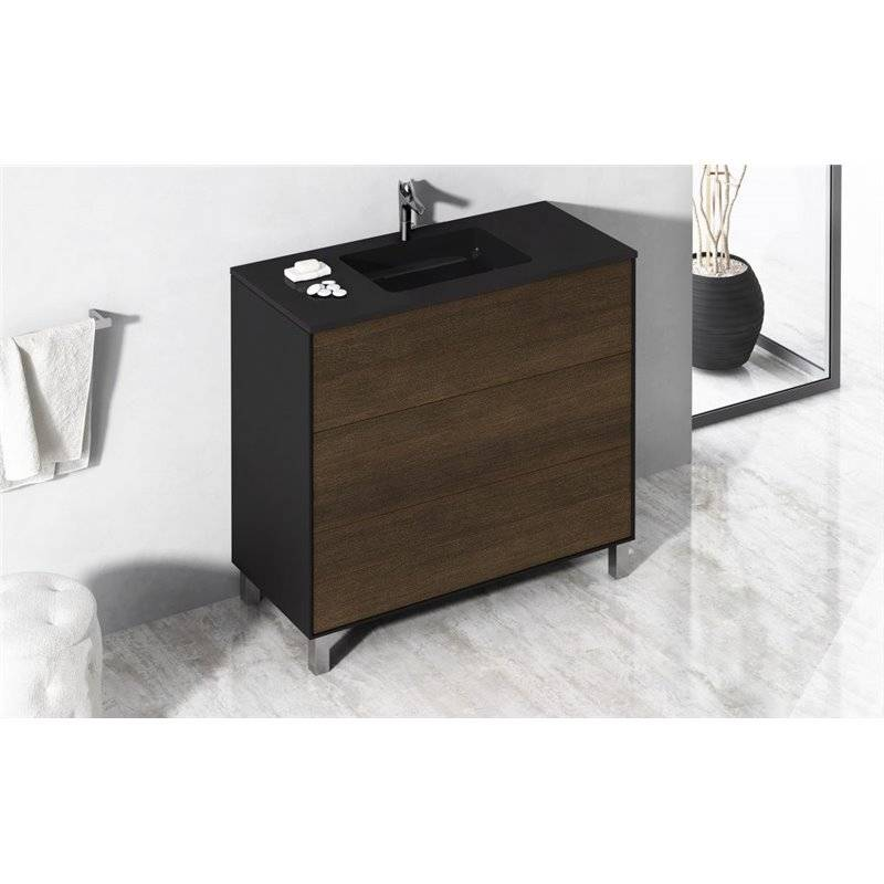 Doccia Mobile con lavabo e cassetti per il bagno ELBA Group