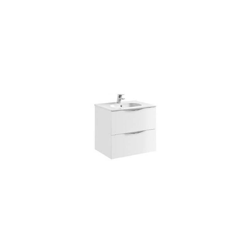 Gala Mobile 2 cassetti con lavabo per il bagno Ágata 60cm