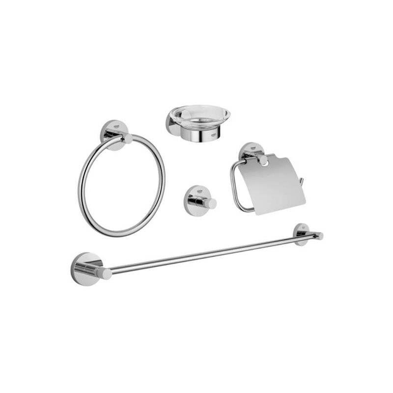 Grohe Set accessori bagno Essentials