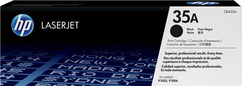 HP CB435A 35A Cartuccia toner stampanti HP LASERJET P1005 P1006