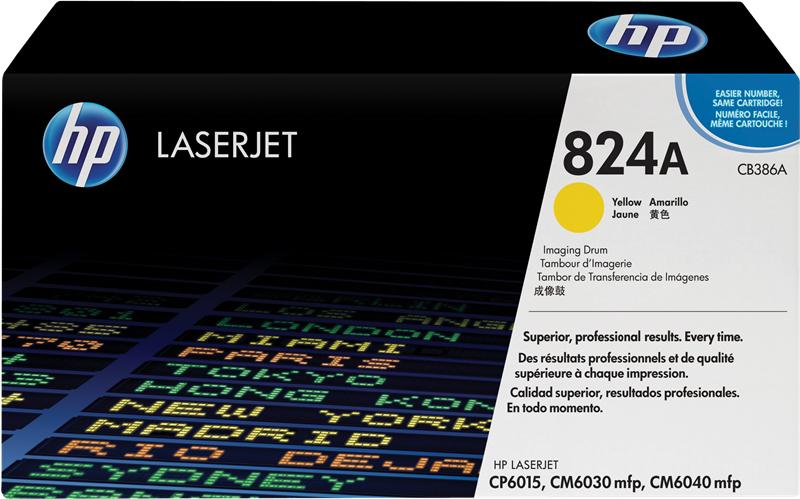 HP CB386A 824A Tamburo di stampa stampanti HP Color LaserJet CP6015 dn n xh CM6030 f CM6040 mfp