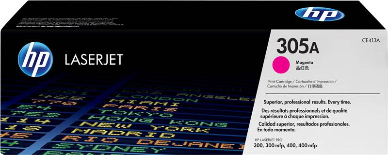 HP CE413A 305A Toner stampanti HP Laserjet Pro 300/400 color M351a M451 dn dw nw MPF M375 nw M475 dn dw