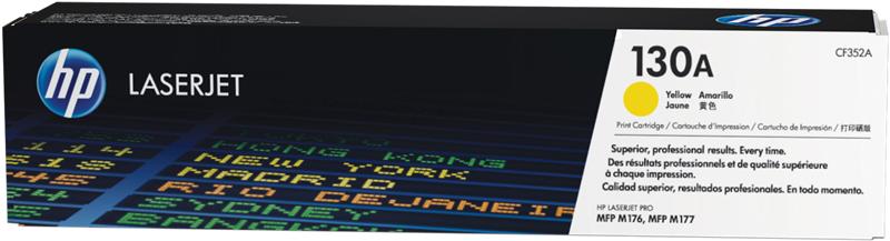 HP CF352A 130A Toner stampanti HP Color LaserJet Pro M176n M177fw