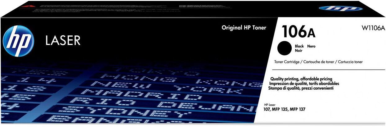 HP W1106A 106A Cartuccia toner stampanti HP Laser 107a 107r 107w 135a 135w 137fnw
