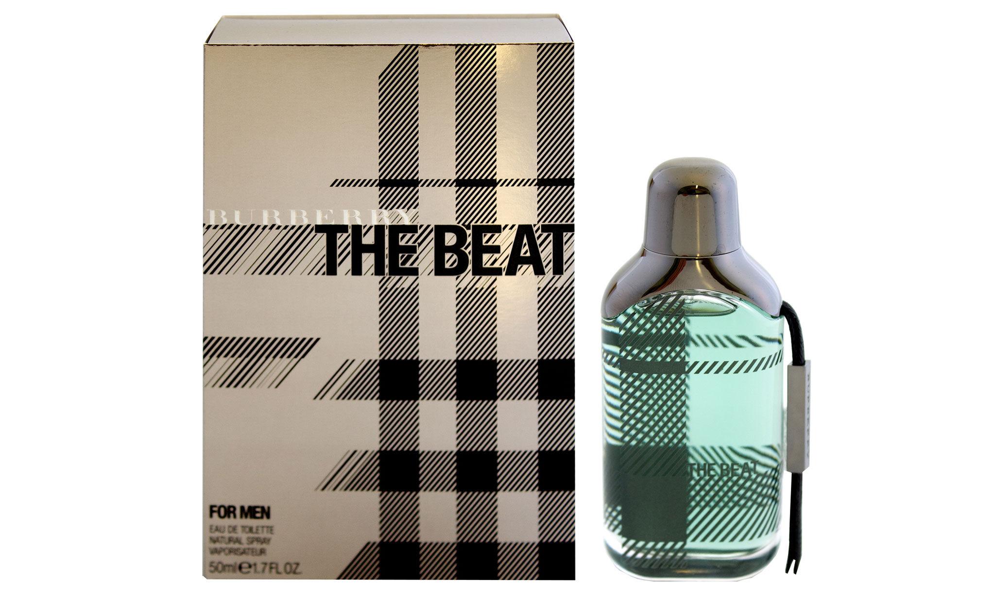 Burberry Eau de Toilette da 50 ml Burberry The Beat for Men