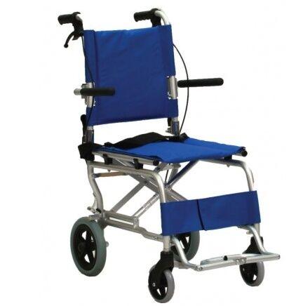 termigea sedia a rotelle da viaggio