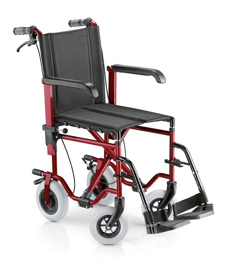 surace sedia a rotelle / carrozzina