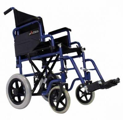intermed sedia a rotelle da transito