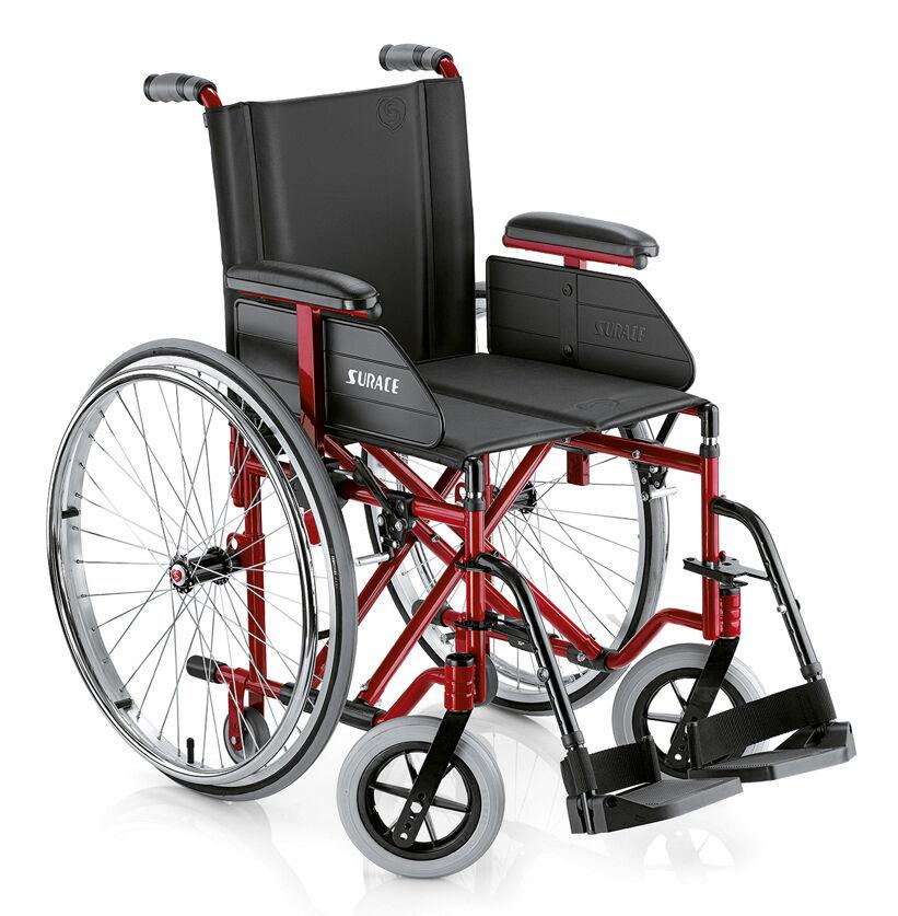 surace sedia a rotelle / carrozzina per