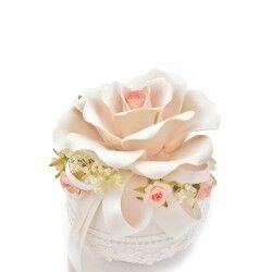 Fiori di Lena Sacchetto profumato rosa grande
