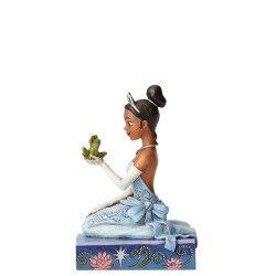 Disney Statuina La principessa e il ranocchio Traditions